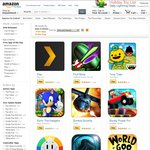 $115 in Free Apps and Games for Android @ Amazon.com App Store (US Site) Inc Plex, Fruit Ninja etc