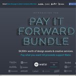 Payitforwardbundle - Design Assets & Services - Pay What You Want (Starting at $2)