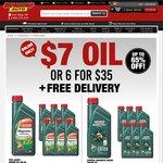 65% OFF Castrol Magnatec OIL 1L $7 + Free Shipping @ Supercheap Auto