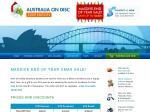 $350 off Australia on Disc Marketing Database, December Only
