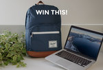 "Win a 15"" MacBook Pro and a Herschel Pop Quiz Backpack from Rushfaster"
