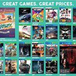 Target 2/9 Catalogue: Halo MCC, Sunset Overdrive, Forza Horizon 2 - $20ea