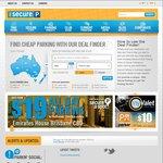 Secure Parking - $4 Evening & Weekend Parking (+$0.50 Booking Fee) (Melbourne)