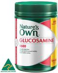 Nature's Own Glucosamine 1500mg 250 Tablets $19.99 @ Chemist Warehouse