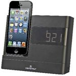 InSystem iPhone 5 Dock with Radio $10 @ Officeworks