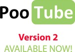 PooTube - 1 Carton Containing 10 Boxes of Biodegradable Refills $77 Shipped (Save $5). Fits Sangenic Nappy Bin.