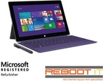 """Used Microsoft Surface Pro 2 Core i5 4300U 1.9GHz 4GB 128GB SSD Win 10 Pro 10.1"""" Tablet - $469 + Free Shipping @ Reboot IT"""