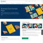 Moo deals coupons and vouchers ozbargain free business cards from moo colourmoves