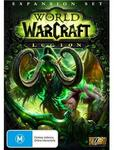 World of Warcraft: Legion - JB Hifi Online & Instore - $49 + Postage (RRP $69)