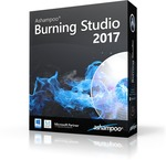 Ashampoo Burning Studio 2017 - Free (Usually US $49.95) @ SharewareOnSale