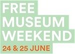 [SYD] Free Entry to Museums - 24/25 June