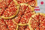 10,000 FREE Margherita Pizzas This Weekend @ Pizza Hut In-Store Only. First 10 Customers Per Store