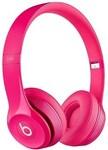 Beats by Dre Solo2 Active Headphones - Gloss Pink $175 Delivered Australia Wide @ Austic.com.au