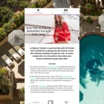 Win a Weekend Escape Package for 2 Worth Over $2,500 from La Maison Talulah/QT Hotels/Travelshoot
