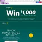Win a $1,000 VISA Prepaid Card from Nine Network