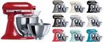 KitchenAid KSM160 (Multiple Colours) $535.20 @ Harvey Norman - $435.20 / $401.40 AmEx Plus Free Attachments