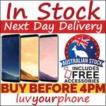 Samsung S8 G950F 64GB $710.99 Black Gold Grey Unlocked - Aussie Model @ luvyourphone on eBay