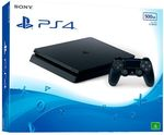 PlayStation 4 500GB Slim Console $289 [In Store Only] (Was $399) @ Target