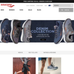 20% off Sitewide, Excluding Sale Items @ Saucony