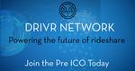 Earn FREE DVR Tokens for the DRIVR Network Rideshare startup