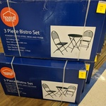 [NSW] 3 Piece Bistro Set $49 Clearance in-Store @ Big W Winston Hills Mall