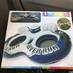 Intex River Run Dual Seat and Cooler Inflatable Reduced to $15.00 @ Rebel Sport (Limited Stores)