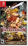 [Nintendo Switch] Tiny Barbarian DX $34.41 AUD / $26.41 USD Shipped Amazon US