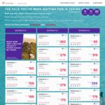 Up to 35% off Domestic Fares: Melbourne to Perth O/W $179, Melb <->Sydney O/W $99 + More on Virgin Australia