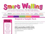 Free Sample Pack of Wall Stickers from Smart Walling