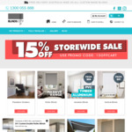 Queen's Birthday Sale, 25% off Storewide except Plantation Shutters Is 15% off @ Blinds City