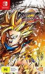 Dragon Ball FighterZ Nintendo Switch (Pre-Order) $69 Delivered @ Amazon AU