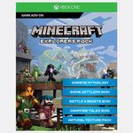 [XB1] Minecraft Explorer Pack N' Story Mode Season 1 DLC $0.20 (Add for $3 Click and Collect) @ Target