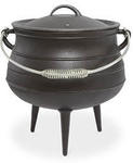 Cast Iron Potjie Camping Cooker $49.99 @ ALDI (Starts 29/9)