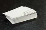 10 Promise Cards (Free) @ Because I Said I Would