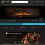 [PC] Steam - Total War: Warhammer - $12.59 US (~$17.68 AUD) - Fanatical