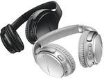 Bose QuietComfort 35 II Black/Silver/Triple Midnight $367.95 @ Addicted to Audio