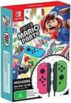 [Switch, Pre-Order] Super Mario Party + Joy-Con Controller Bundle - $129.35 Delivered @ Amazon AU