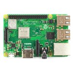 Raspberry Pi 3 Model B+ $53.56 Delivered @ element14