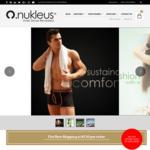 50% off Everything Christmas Sale @ Nukleus Organic Wear