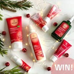 Win 1 of 3 Pomegranate Christmas Packs Worth $224.60 Each from Weleda Australia on Facebook
