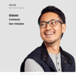 40% off First Prescription Glasses @ Clearly.com.au