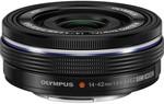 Olympus M.zuiko DIGITAL 14-42mm F3.5-5.6 EZ Lens Black - $177 Delivered (Grey Import) @ TobyDeals