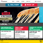 [QLD] 50% off Premium Pizza, Traditional Pizza and Sides at Dominos (Upper Coomera)