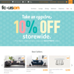10% off @ Focus on Furniture