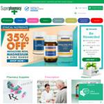 1/2 Price Bioglan Vitamins, Nutralife Vitamins, OGX 385ml & Tena (Free Shipping over $50) @ Superpharmacy