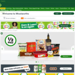 $15 off Pick up Orders over $200 @ Woolworths Online