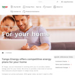 [VIC] $50 Sign up Bonus @ Tango Energy
