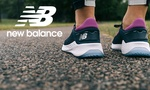 New Balance: $5 for $50 (Min. Spend $99) or $10 for $100 (Min. Spend $199) to Spend Online @ Groupon