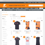 Up to 60% off GWS Giants Merchandise - e.g. 2017 Guernsey Now $44, Caps from $7.50, Tees $16, Polos $56 + Shipping