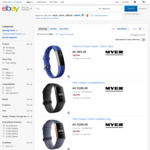 Fitbit Versa $199.20, Fitbit Charge 3 $159.20, Fitbit Versa Lite $159.20 Delivered @ Myer eBay